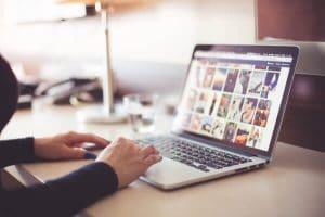 Marknadsföra hemsida